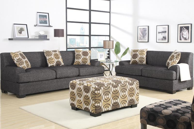 Grey sofa and loveseat introduction - CareHomeDecor