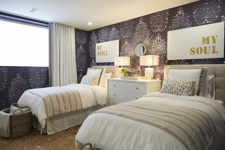 Mia Parres Creates a Gorgeous Guest Bedroom - Home to Win