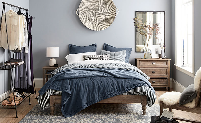 How to Set Up Your Guest Bedroom for Visitors | Pottery Barn