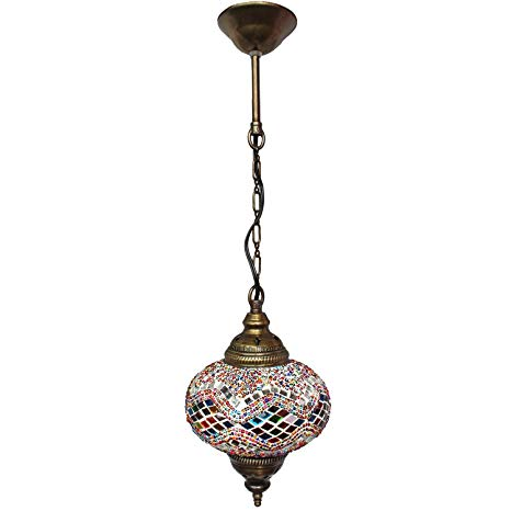 Ceiling Pendant Fixtures, Mosaic Lamps, Turkish Lamps, Hanging