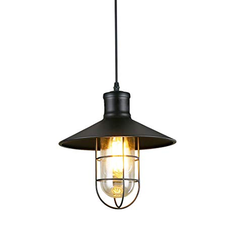 LNC Cage Hanging Pendant Lighting Indoor Pendant Lights Ceiling