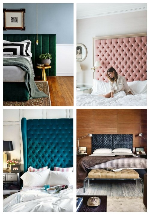 25 Coolest Upholstered Headboard Ideas | ComfyDwelling.com