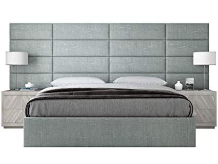 Amazon.com - VANT Upholstered Headboards - Accent Wall Panels