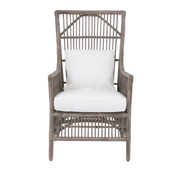 Beachcrest Home Eldora Armchair & Reviews | Wayfair