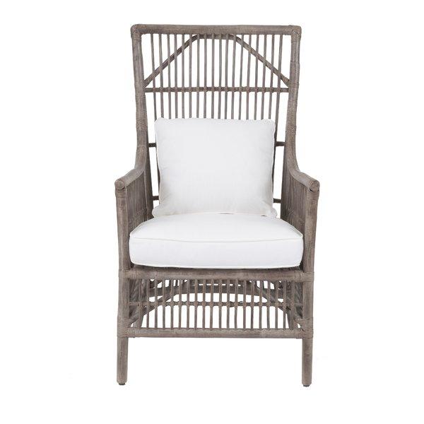 Beachcrest Home Eldora Armchair & Reviews | Wayfair