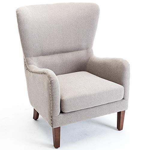 High Back Armchair: Amazon.com