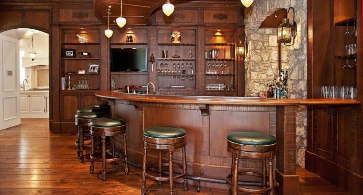 40+ Home Bar Designs, Ideas   Design Trends - Premium PSD, Vector