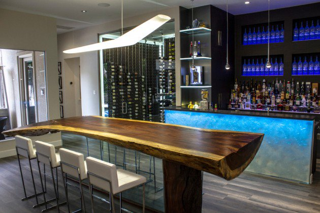 Modern Home Bars 15 High End Modern Home Bar Designs For Your New