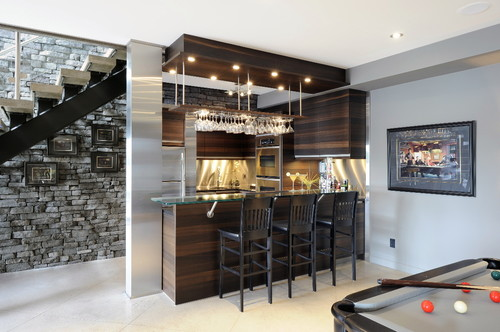 10 Inspirational Home Bar Design Ideas For A Stylish Home | Plan n