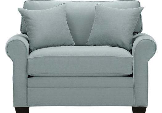 $549.99 - Bellingham Hydra (Sky (light blue) blue) Chair - Oversized