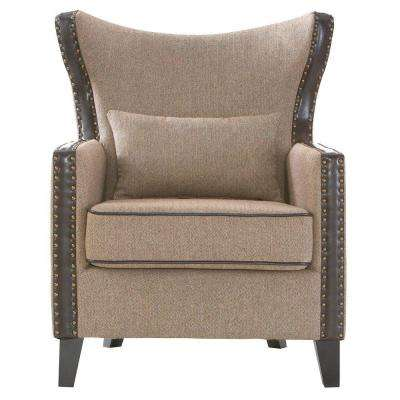 Brown - Home Decorators Collection - Wood - Chairs - Living Room