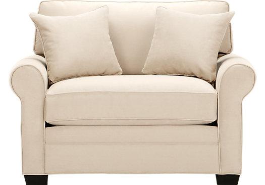 $499.99 - Bellingham Vanilla (off-white) Chair - Classic