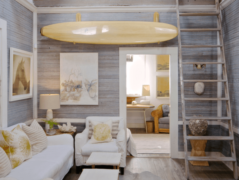 How To: Incorporate Surfboards in Home Decor - Freshome.com
