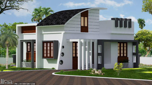 Home Designing Services - 2D/3D Interior And Exterior Design Service