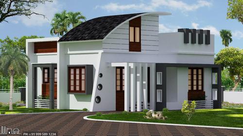 Home Designing Services - 2D/3D Interior And Exterior Design Service