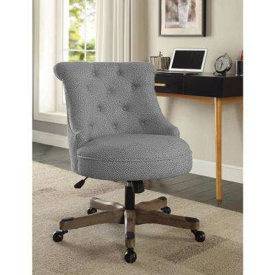 Office/Desk Chair - Rustic - Office Chairs - Home Office Furniture