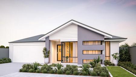 4 bedroom | Westwood house design | Elevation | Celebration Homes