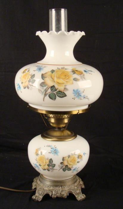 Vintage Hurricane Lamps Glass | Antique Hurricane Lamps | HURRICANE