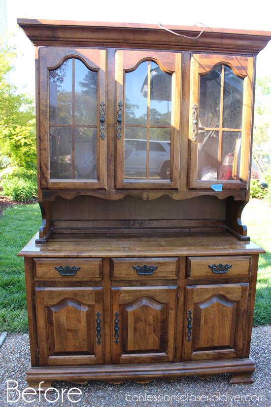 $60 Yard Sale Hutch