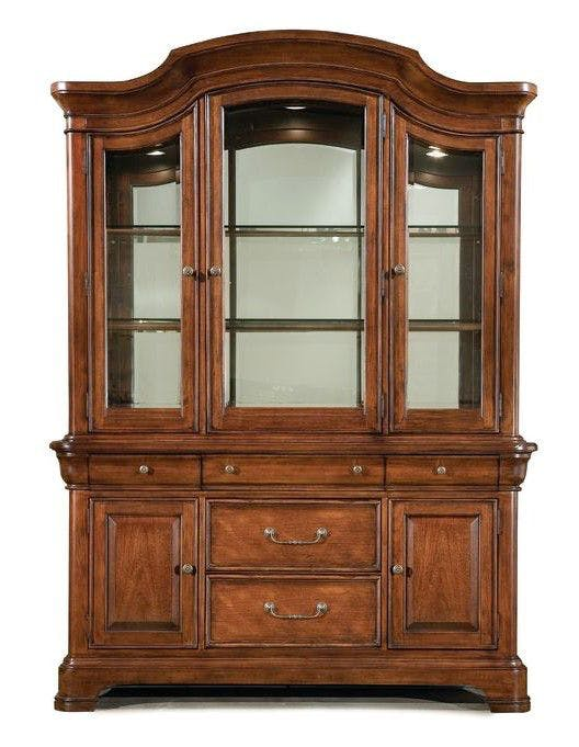 Legacy Classic Furniture Dining Room China Hutch 467336 - Kittle's