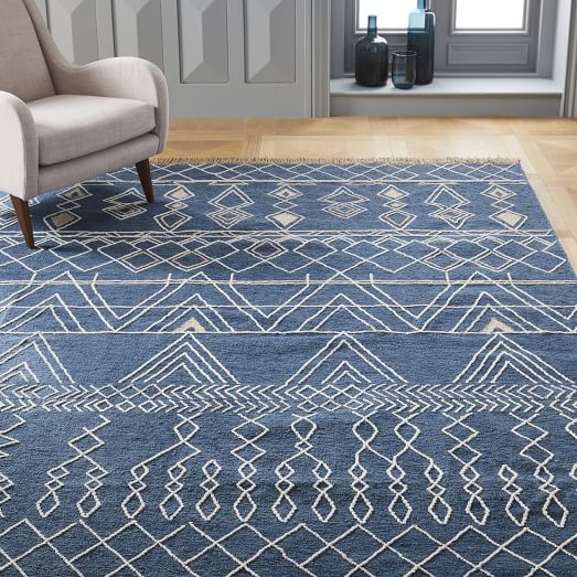 Indoor and Outdoor Rugs in the   Design