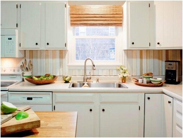 Inexpensive Backsplash For Kitchen | Eye Of The Pacific