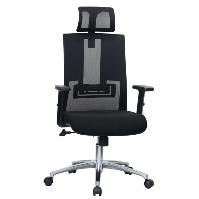 D41b Inexpensive Office Furniture Modern Office Desk Chairs Black