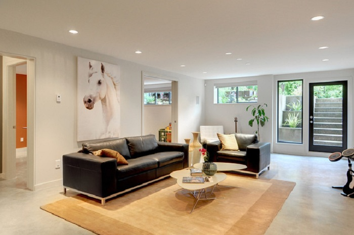 3 Popular Basement Interior Decoration and Design Ideas