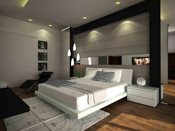Luxury Interior Design Ideas for Perfect Bedroom - Web End