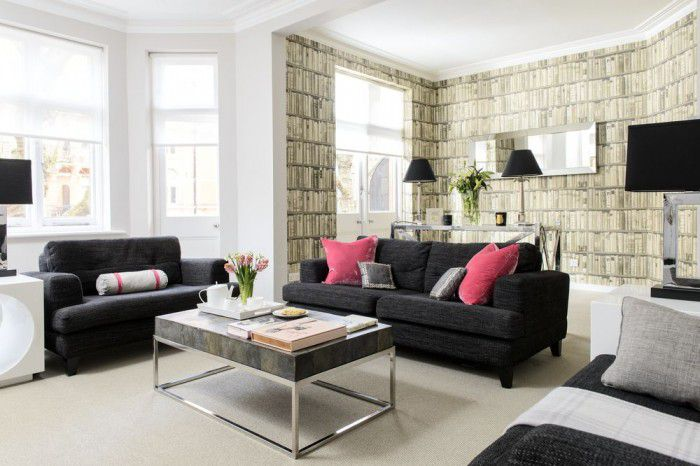 Essentials of various interior design living rooms ...