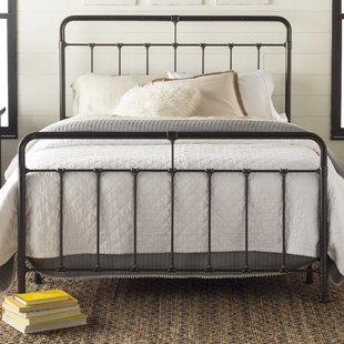 Vintage Iron Bed | Wayfair