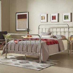 King Wrought Iron Bed Frame | Wayfair