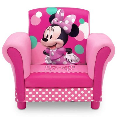 Minnie Mouse Upholstered Kids Armchair - Disney : Target