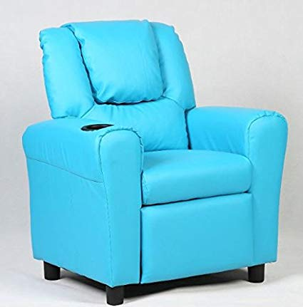 Amazon.com: K&A Company Sofa Recliner Kids Armchair Chair Seat Couch