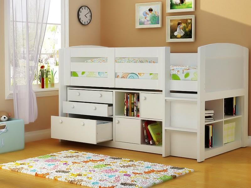 Kids Beds With Storage   Bedroom Design