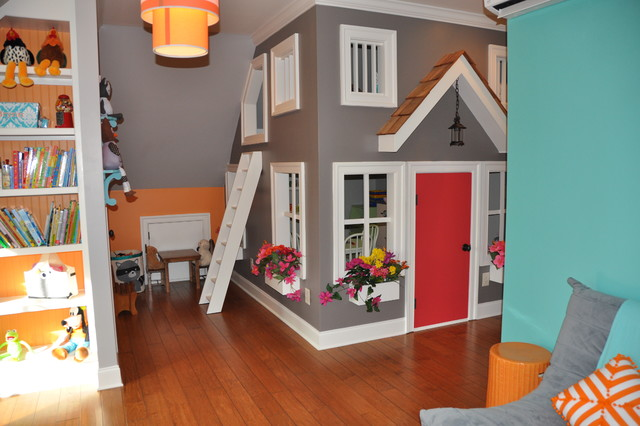 Kids' Playroom - Contemporary - Kids
