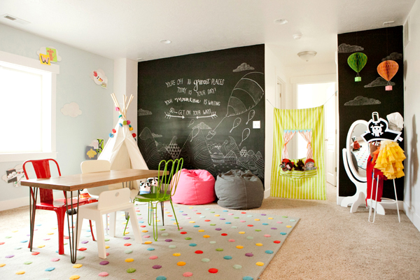 adorable-kids-playroom-ideas | Home Design And Interior