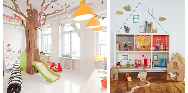 Creative Kids' Playroom Decorating Ideas | Wayfair