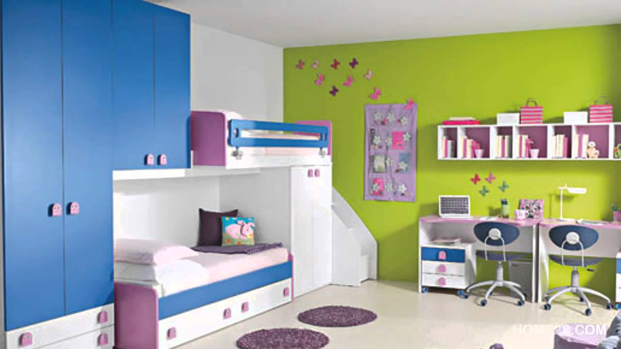 Colorful Kids Room Decor Ideas 02 U2013 YouTube