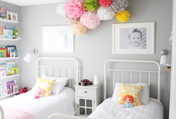 Creative Kids Room Decor Ideas - CareHomeDecor