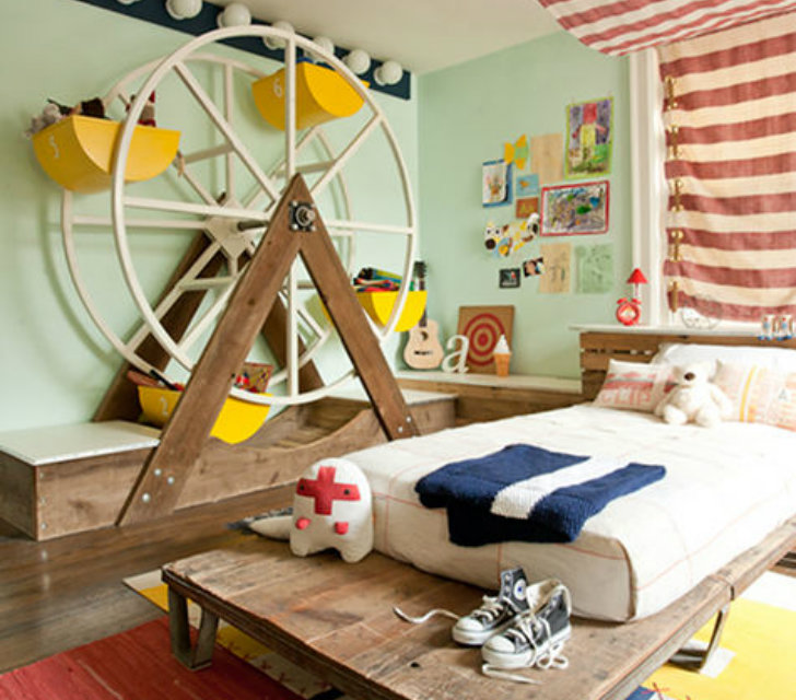 14 dreamy kids' room designs that have us yearning for childhood