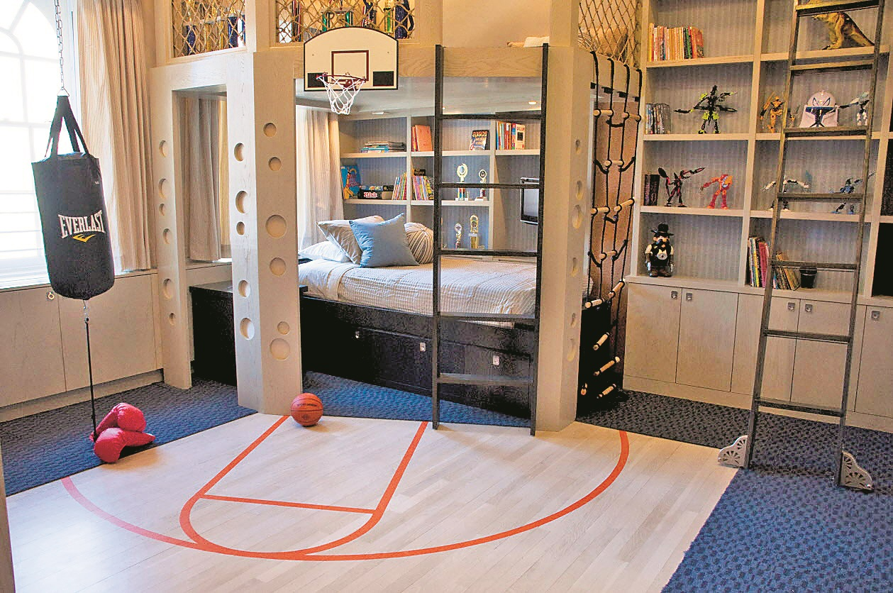 These rich kids' rooms will shock you