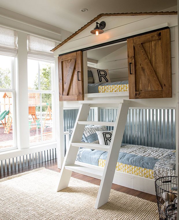 15+ Of Joanna Gaines' Best Kids' Room Decorating Ideas