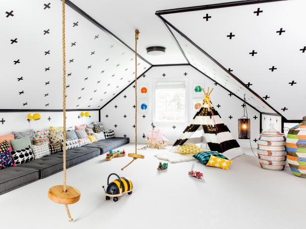 Kids Room Ideas for Playroom, Bedroom, Bathroom | HGTV