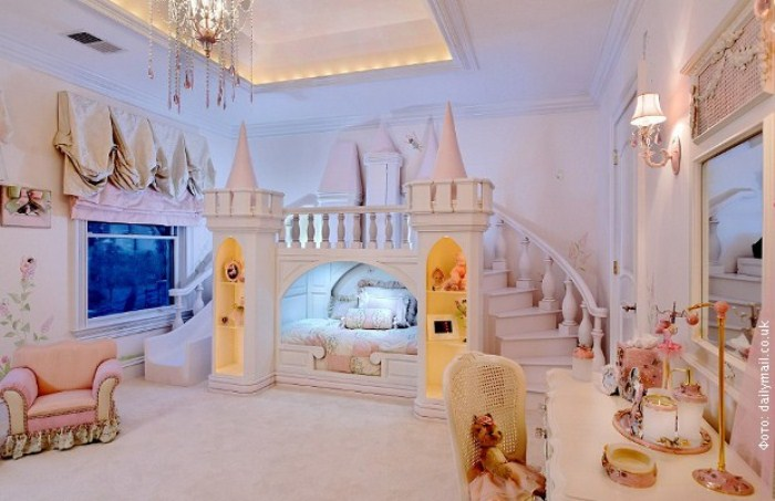 The Most Expensive Kids Rooms - Women Daily Magazine