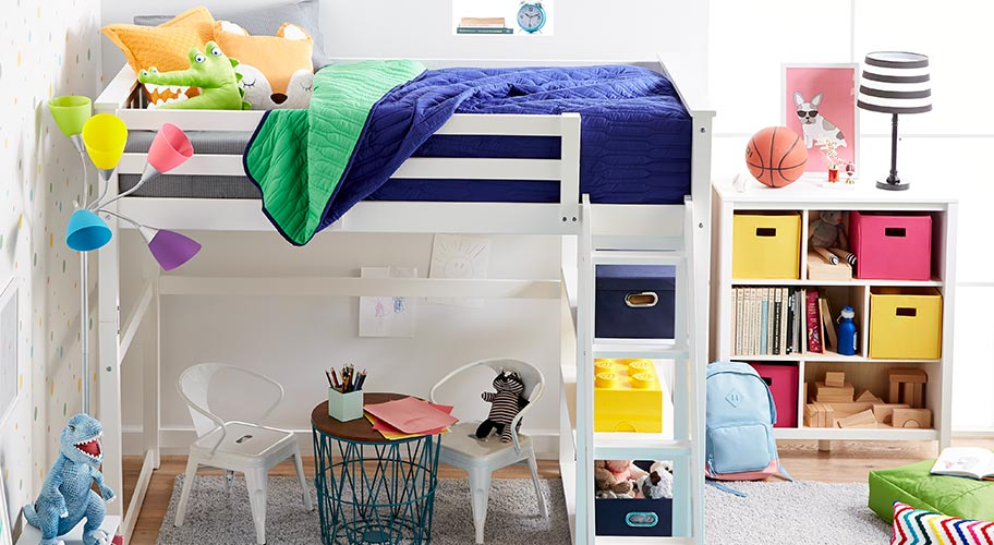 7 Inspiring Kid Room Color Options For Your Little Ones: Pretty Kids Rooms To Make Your Kids Happy