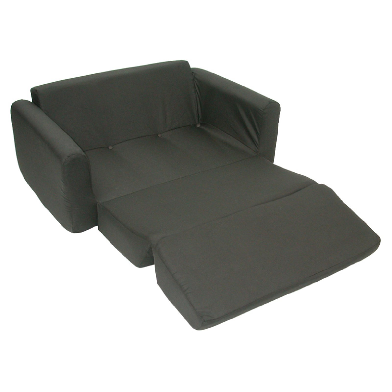 Kids Sofa Sleeper, Black - Walmart.com