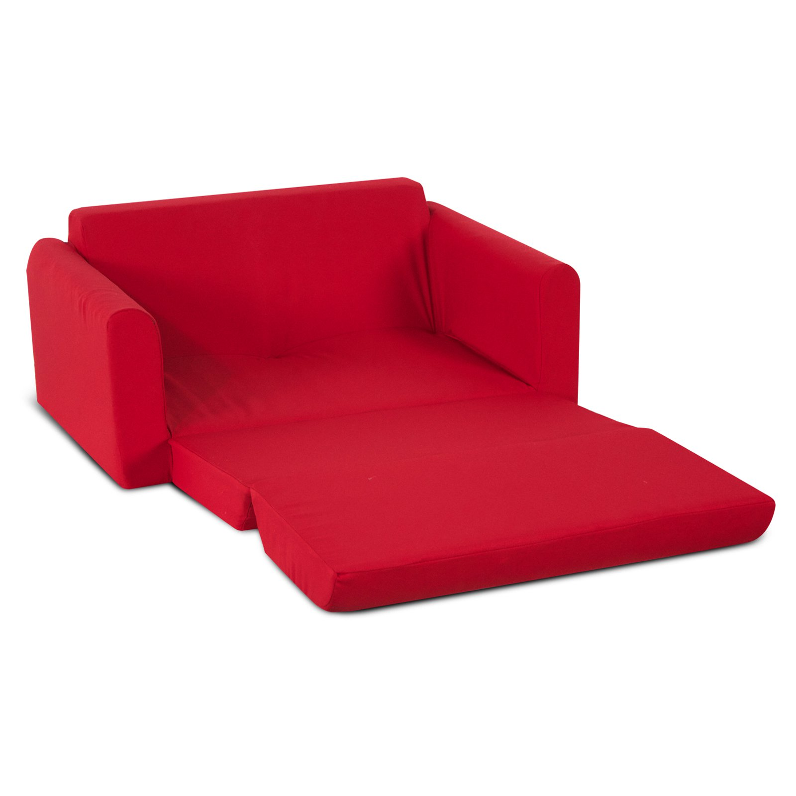 Kids Sofa Sleeper, Red - Walmart.com