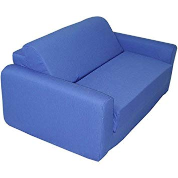Amazon.com : Kids Sofa Sleeper, Blue : Baby Toys : Baby