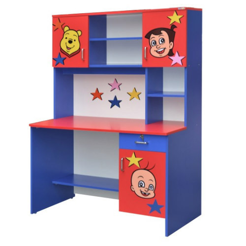 Kids Wooden Study Table, Rs 12500 /piece, Metro Furniture Private